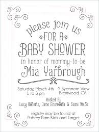 how to word a baby shower invitation baby shower invitations wording worldmirror info