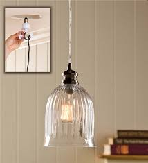 glass pendant lighting fixtures. main image for screwin bell shaped ribbed glass pendant light lighting fixtures