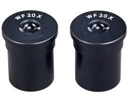 wf20x eyepiece wide field lens