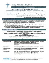 Registered Nurse Resume Sample Magnificent Registered Nurse Resume Sample Resume