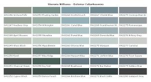 Sherwin Williams Paint Chart Exterior Sherwin Williams Paints Sherwin Williams Colors Sherwin