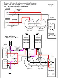ecobee3 lite fast stat common maker taco zone valve and a z tv ecobee3 lite fast stat common maker taco zone valve and a z tv t terminal aquastat