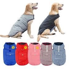 Chihuahua Pug Dog Clothes Plaid Winter ...