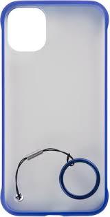 Купить <b>Клип</b>-<b>кейс Red Line</b> Oslo для Apple iPhone 11 Blue по ...