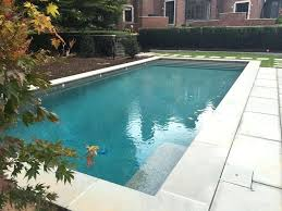 waterline pool tiles satin matrix supreme white with glass tile ideas