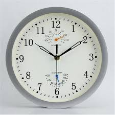 stunning design bathroom wall clocks fresh plain decoration clock mirror suction radio controlled