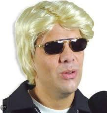 Bolcom Blonde Pruik Gladde Jongen Merkloos Speelgoed