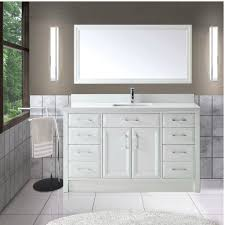 60 single sink bathroom vanity. Full Size Of Furniture:60 Inch Transitional Single Sink Bathroom Vanity White Finish Cool 18 Large 60 C