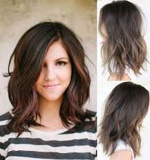 New Celebrity Hairstyle shoulder length haircuts for round faces 20152016 new celebrity 3533 by stevesalt.us