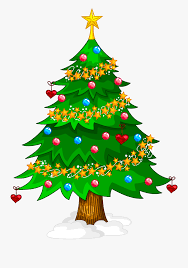 Christmas Tree Clip Art Png - Hd Christmas Tree Png , Free Transparent  Clipart - ClipartKey
