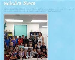 1st Grade - Alicia Schuh / Schuh's News