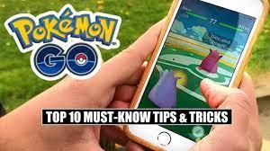 Top 5 Pokémon Go Tips and Tricks You Should Know : pokemongo
