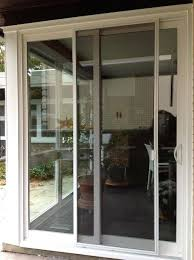 how to make a sliding screen door shades ideas sliding patio screen door how to make