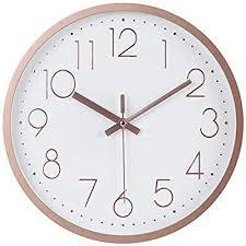 com jofomp silent wall clock