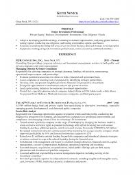 Marketing Marketing Research Resume