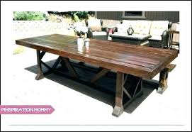 wooden kitchen table plans creative house best pages outdoor wood dining table plans architects of the