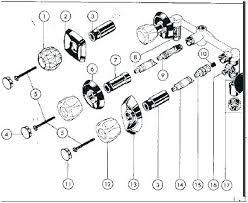 delta monitor series installation manual shower valve faucet repair cartr