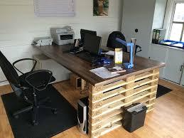 office desk diy. diy office desks your own desk out of hands boshdesigns a