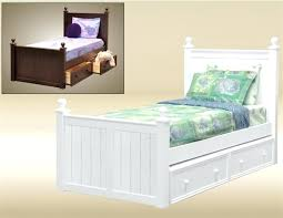 white twin bed with storage – newlovewellness.com