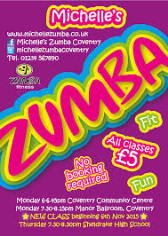 leaflet flyer example zumba be your own graphic designer leaflet flyer example 4 zumba