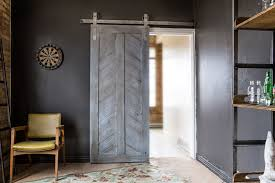 Sliding Closet Barn Doors Idea