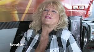 Linda Vaughn On The 2010 Hot Rod Power Tour - YouTube