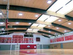 1st source led gym high bays are rated at 100 000 hours of life while offering dramatic energy savings lower maintenance and higher efficiency over