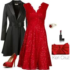 29 Cute Christmas Party Outfits Ideas 2015 On Polyvore  Fashion CrazeChristmas Party Dress Ideas