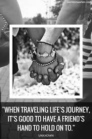 25 Most Inspiring Quotes For Travel With Friends World On A Whim