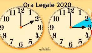 Ora legale 2020, quando spostare le lancette dell'orologio? Data e curiosità