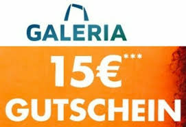 GALERIA Kaufhof 15€ Gutschein in Bayern - Pentling   eBay Kleinanzeigen
