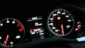 Audi Dash Lights Flickering Audi A4 Dashboard Flicker Youtube