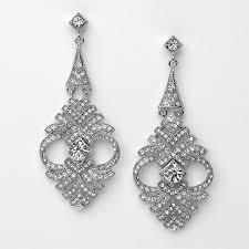 antique chandelier earrings wedding