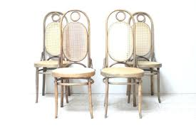 bentwood cane chair bentwood cane dining chairs set 4 bentwood chairs with cane seat and back bentwood cane chair