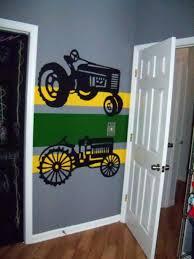 Tractor Themed Bedroom Custom Inspiration Design