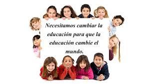 Resultado de imagen de Necesitamos la Educación