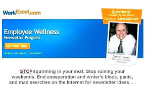 Wellness Newsletter Templates 7 Best Health And Wellness Emails Images Email Design