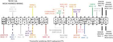 mazda mx 5 nb wiring diagram mazda wiring diagrams