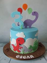 Dinosaur Cake Dino Cakes Szüle