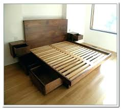 diy queen platform bed with storage queen platform bed frame queen platform beds with storage drawers diy queen platform bed