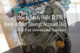 52 Week Money Saving Goal Chart