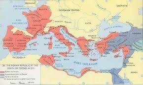 Roman Republic The Roman Republic 44 B C Full Roman