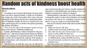 essay on kindness will save the world   essay on kindness will save the world