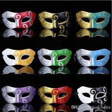 Large Masquerade Masks For Decoration Retro Greek Roman Soldier Masks Multi Colors Venetian Mask Men 38