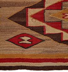 exceptional red mesa navajo rug circa 1930s in good condition for in portland