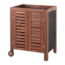 PPLAR Storage cabinet outdoor IKEA