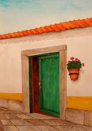 open door painting. Saatchi Art Artist Leonardo De Macedo Moreira; Painting, \u201cdream Of An Open  Door Painting -
