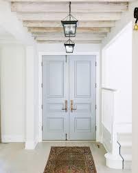 Door color is: Cape May Cobblestone by Benjamin Moore   Living Space ...