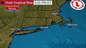 Hurricane Elsa Heads Toward Hispaniola ...