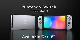 New Nintendo Switch OLED Dock to be ...